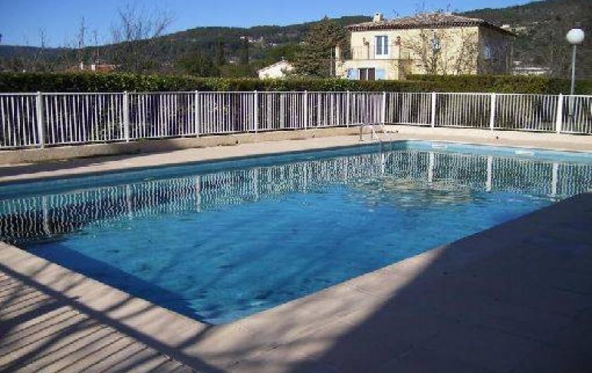 Location de vacances - Studio à Draguignan