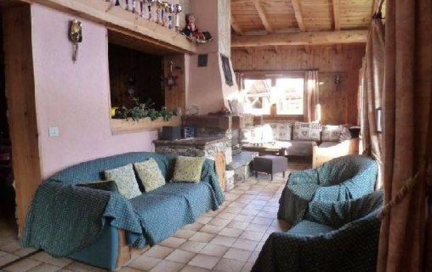 Location de vacances - Appartement à Montchavin