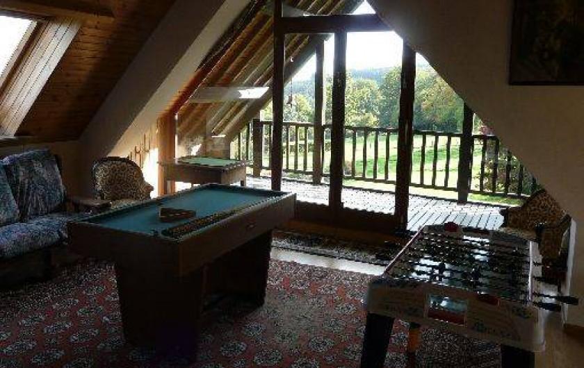 Location de vacances - Villa à Lierneux