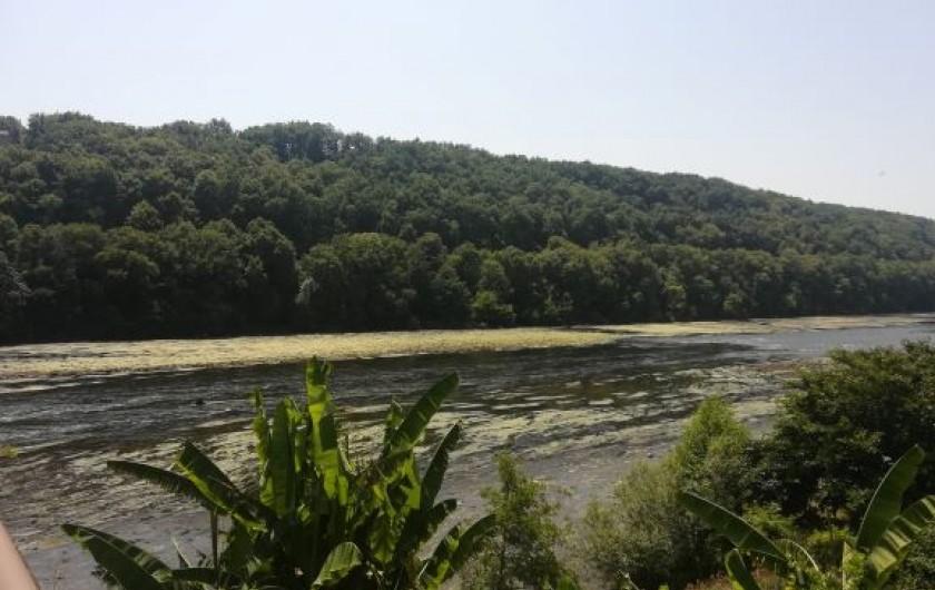 Location de vacances - Chambre d'hôtes à Saint-Avit-Sénieur - La Dordogne est à côté