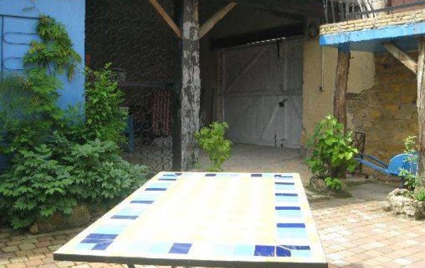 Location de vacances - Maison - Villa à Melay