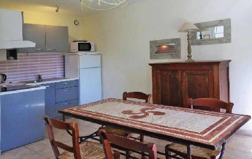 Location de vacances - Appartement à La Bastide-Clairence