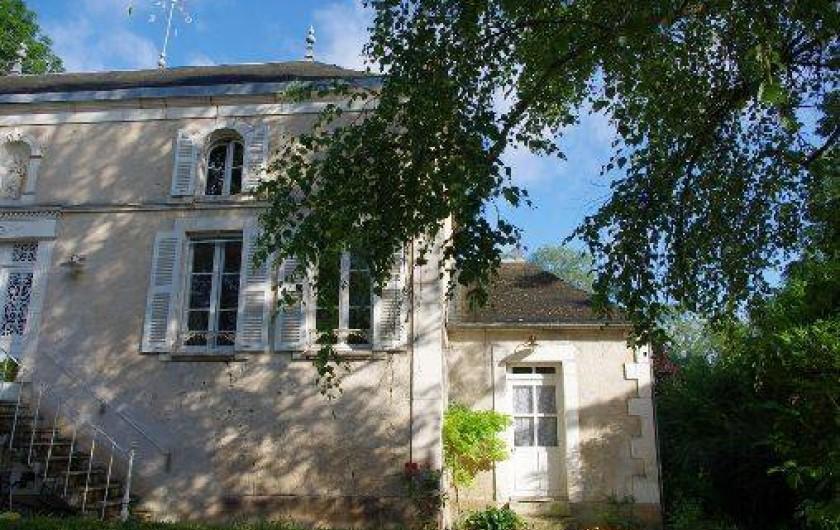 Location de vacances - Chambre d'hôtes à Sainte-Vertu - La maison d'hôtes