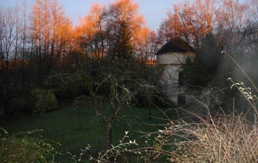 Location de vacances - Chambre d'hôtes à Sainte-Vertu - Le pigeonnier