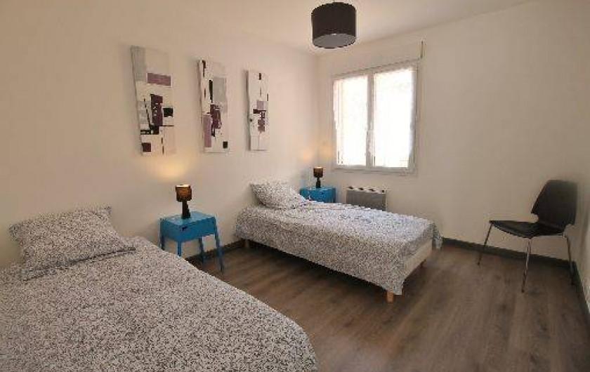 Location de vacances - Villa à Talmont-Saint-Hilaire - chambre simple