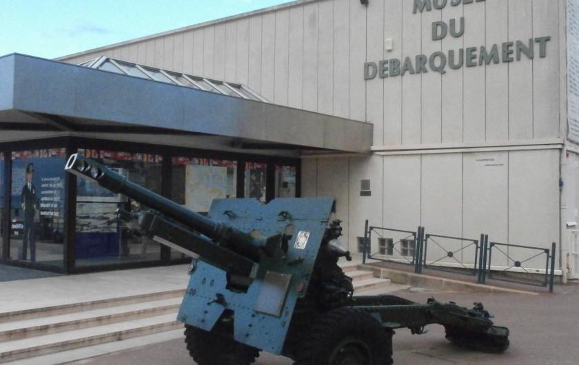 Location de vacances - Gîte à Arromanches-les-Bains - Musée du débarquement
