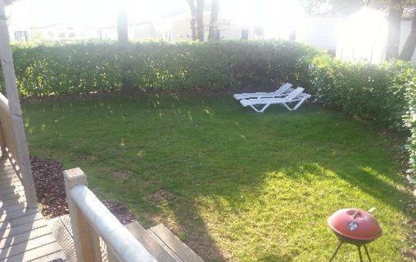 Location de vacances - Camping à Pont-Aven