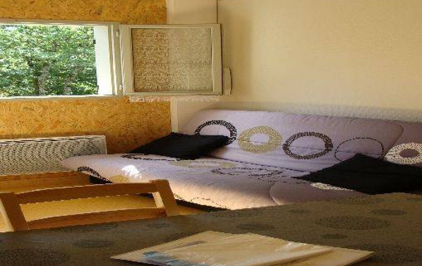 Location de vacances - Camping à Camps-Saint-Mathurin-Léobazel