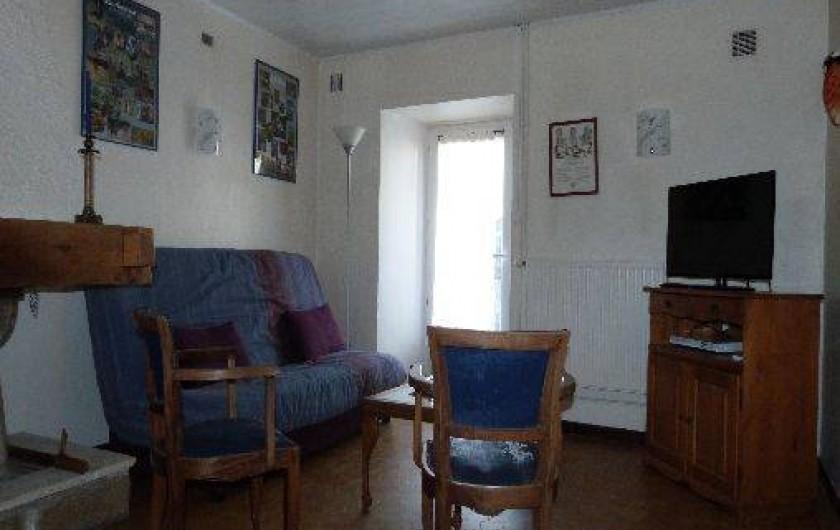 Location de vacances - Maison - Villa à Saint-Agnan-en-Vercors - Le salon