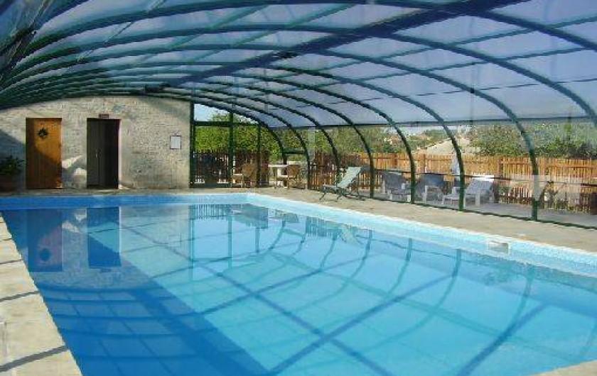Location de vacances - Gîte à Theil-Rabier