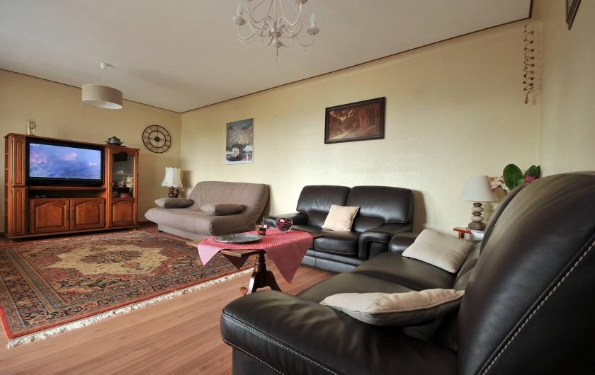 Location de vacances - Appartement à Haegen - salon