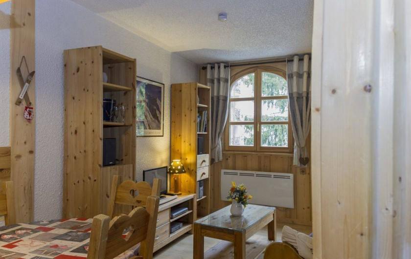 Location de vacances - Appartement à Chamonix-Mont-Blanc