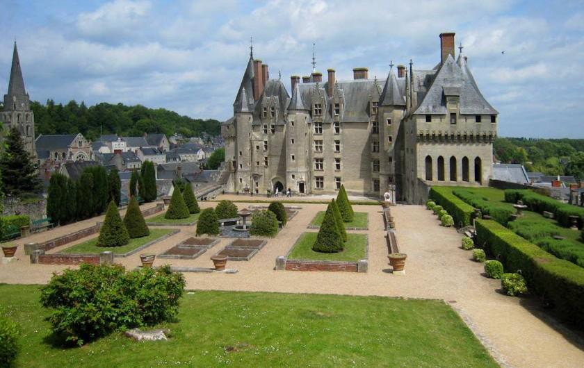 Location de vacances - Gîte à Lussault-sur-Loire - Château de Langeais