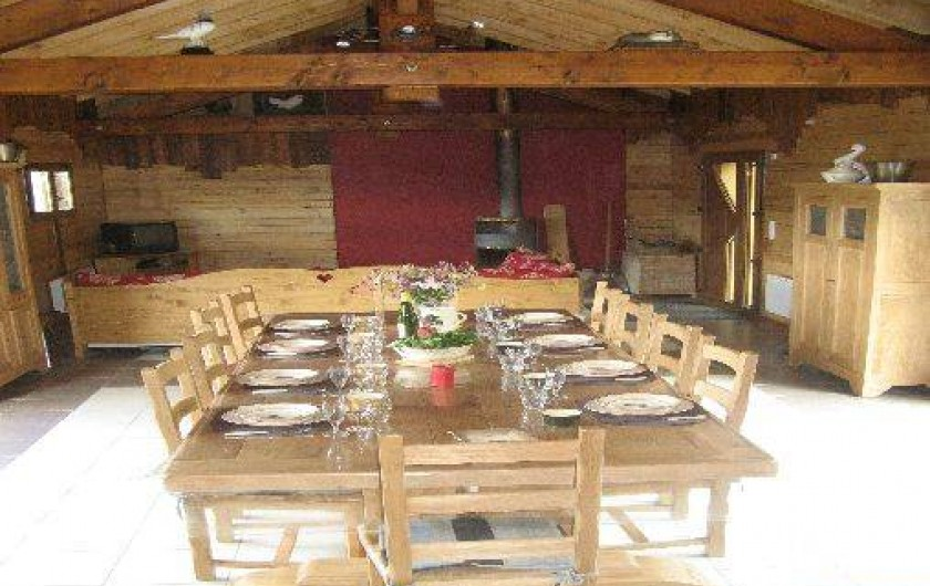 Location de vacances - Gîte à La Bresse