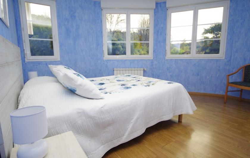 Location de vacances - Chambre d'hôtes à La Madeleine - Séjour maison de vacances