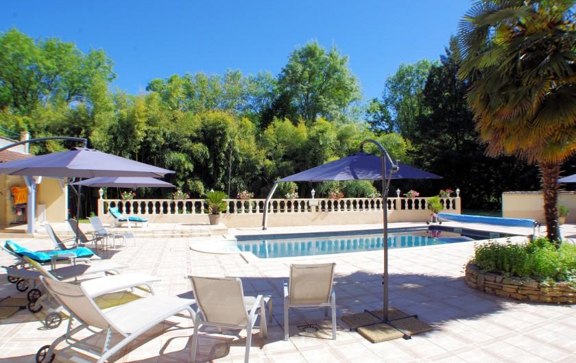Location de vacances - Chambre d'hôtes à La Madeleine - La tranquillité ...