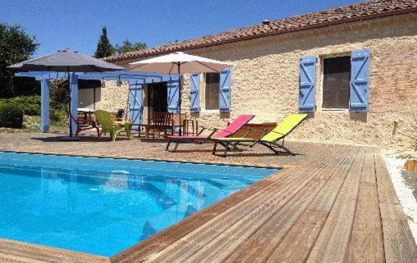 Location de vacances - Gîte à Saint-Antonin