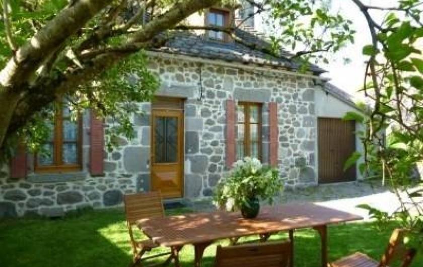 Location de vacances - Gîte à Loupiac - Le gite de vos vacances : L OUSTALLOU
