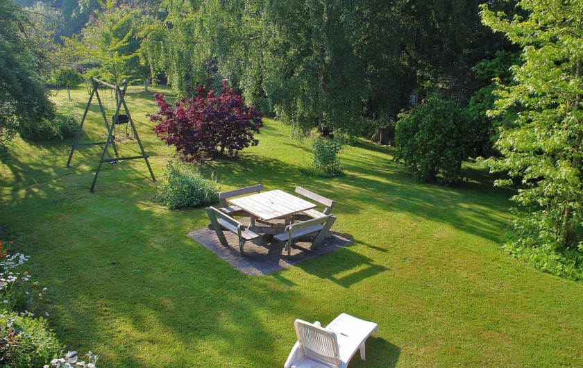 Location de vacances - Gîte à Saint-Alban - Jardin