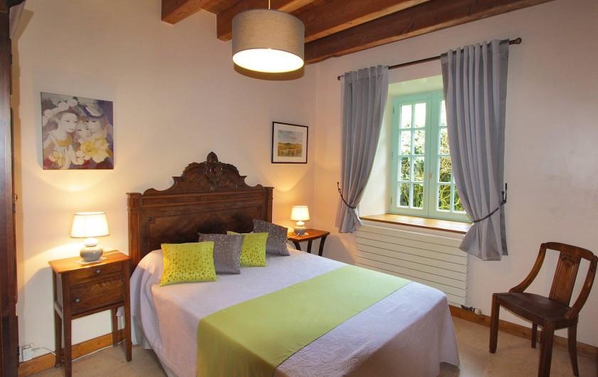 Location de vacances - Gîte à Saint-Alban - Chambre rez de chaussée
