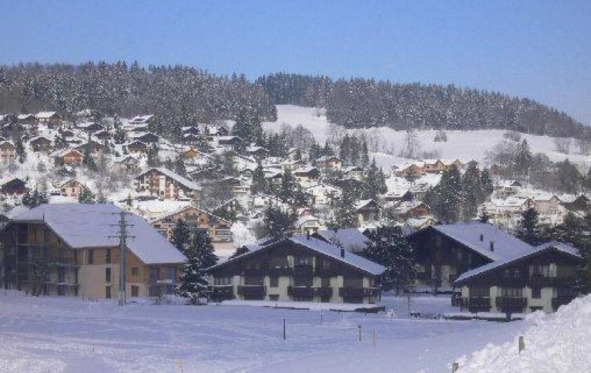 Location de vacances - Villa à Les Hôpitaux-Neufs