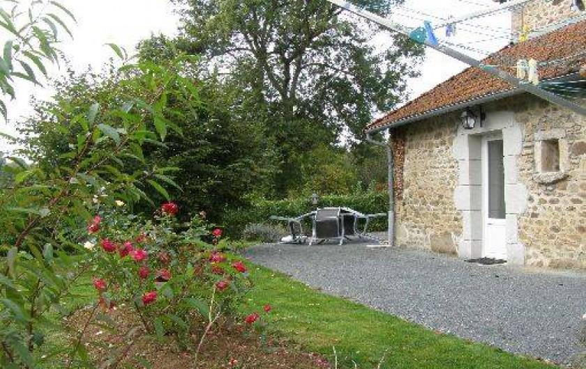 Location de vacances - Gîte à Glénic