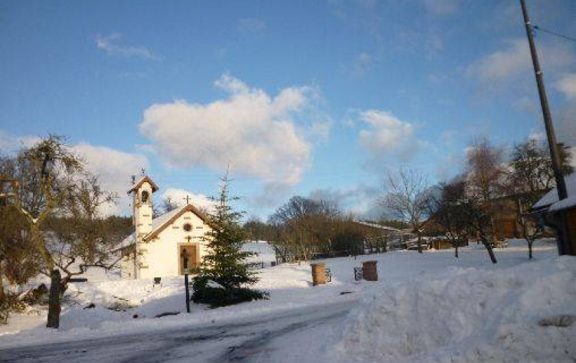 Location de vacances - Gîte à Ranrupt - dans le village