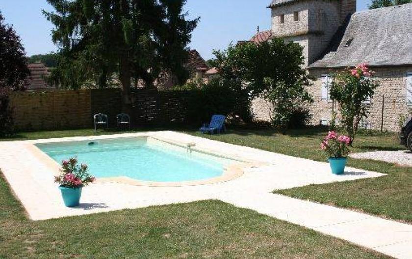 Location de vacances - Villa à Montfaucon