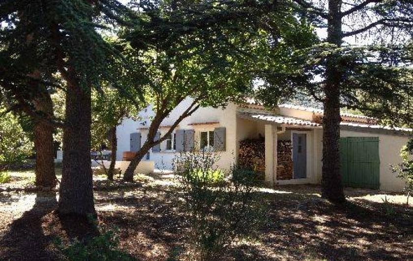 Location de vacances - Villa à Plan-d'Aups-Sainte-Baume