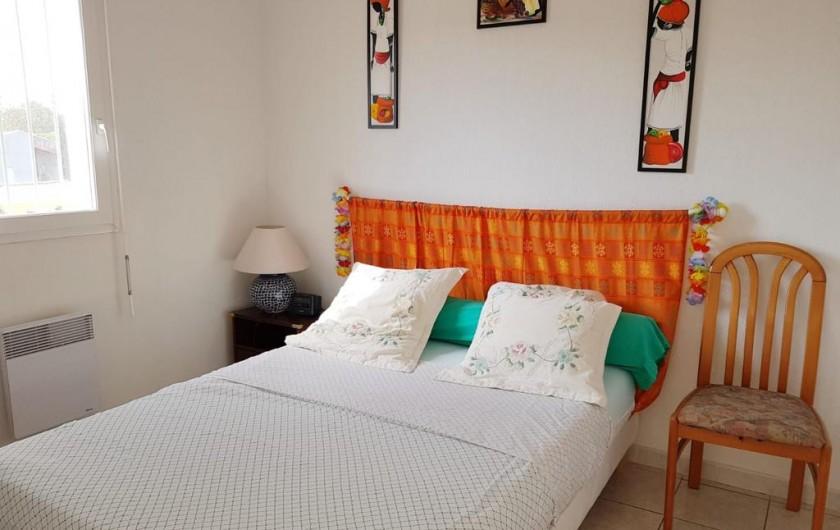 Location de vacances - Appartement à Le Lavandou - chambre 1