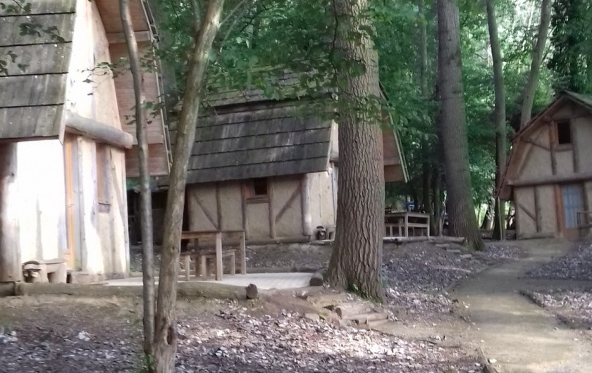 Location de vacances - Gîte à Crisolles - Les autres gîtes autour