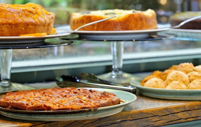 Location de vacances - Villa à Bonifacio - Vue de votre mini-villa