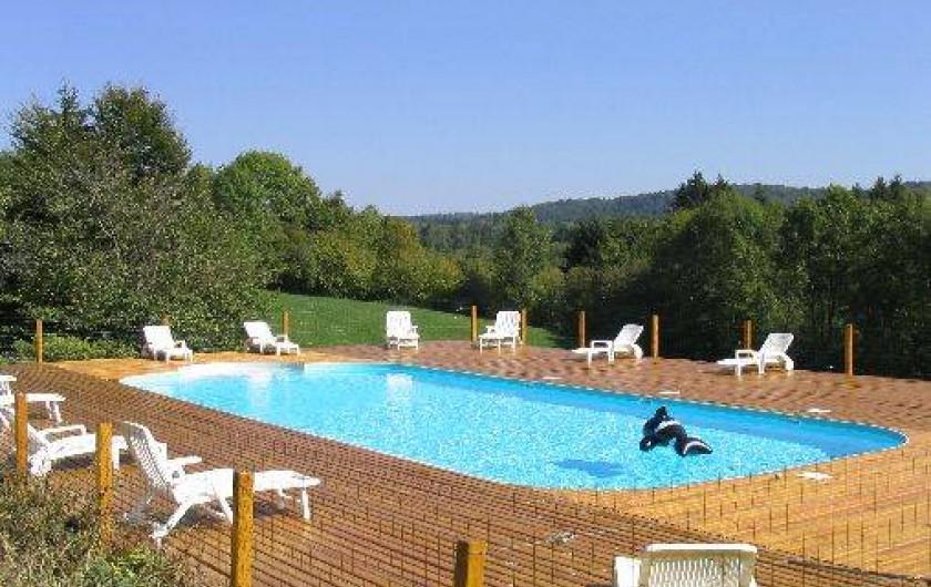 Location de vacances - Chambre d'hôtes à Charézier