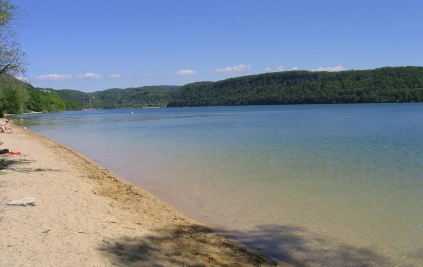 Location de vacances - Chambre d'hôtes à Charézier - Lac de Chalain 8 Km