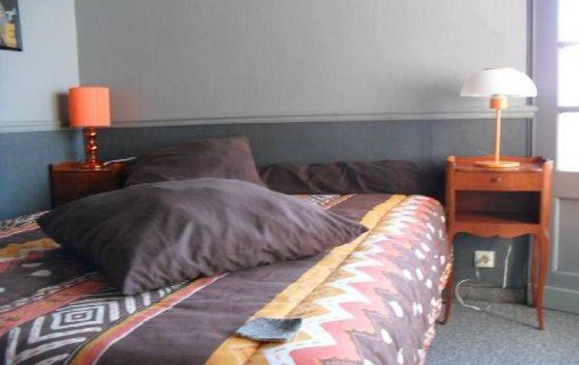 Location de vacances - Maison - Villa à La Guérinière - chambre