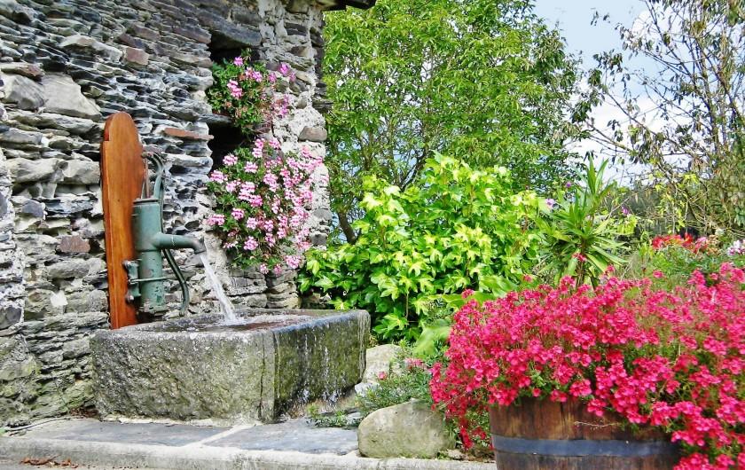 Location de vacances - Gîte à Saint-Igeaux - pignon