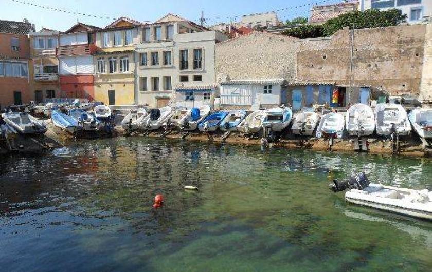 Location de vacances - Gîte à Marseille
