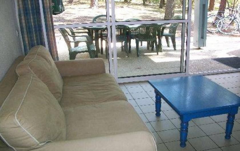 Location de vacances - Villa à Lacanau