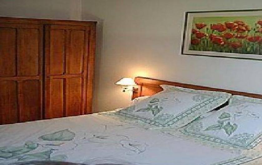 Location de vacances - Chambre d'hôtes à Champignelles - Chambre COQUELICOTS