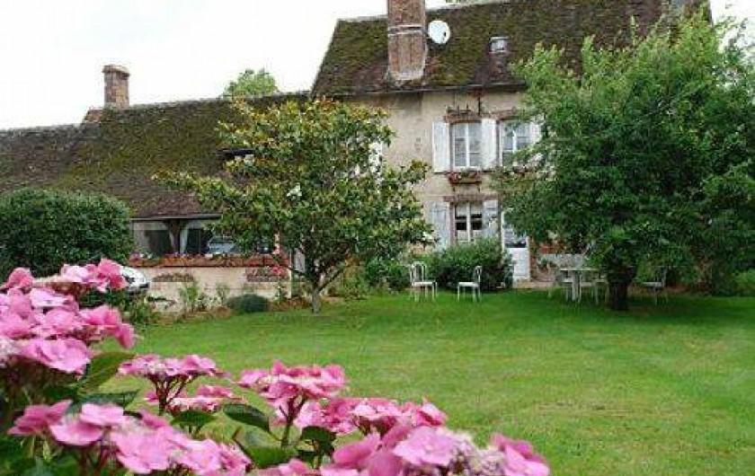 Location de vacances - Chambre d'hôtes à Champignelles - Extérieur