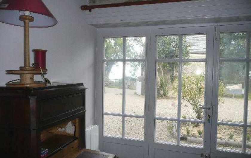 Location de vacances - Maison - Villa à Éculleville - Entrée