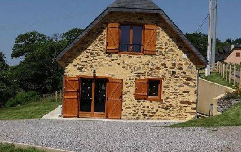 Location de vacances - Maison - Villa à Astugue - La bergerie face Est
