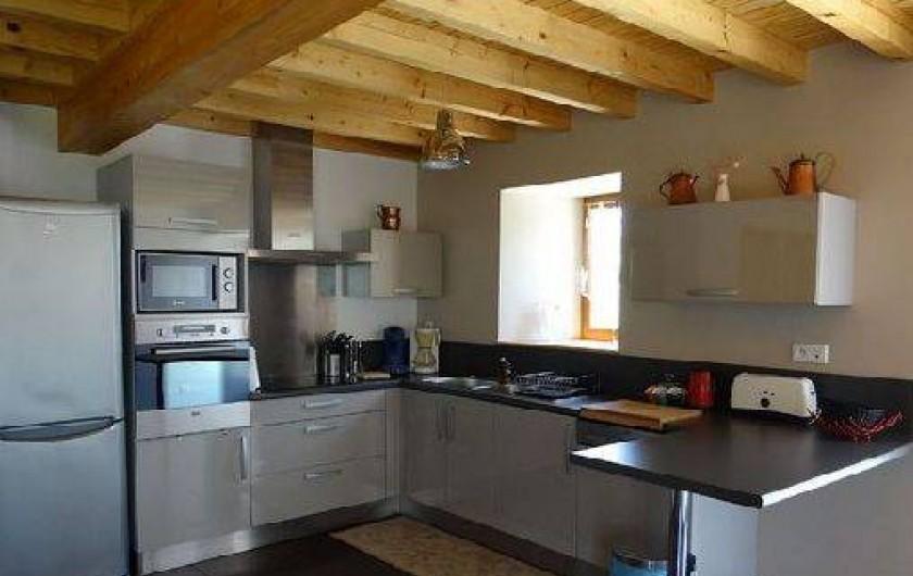 Location de vacances - Maison - Villa à Astugue - Cuisine