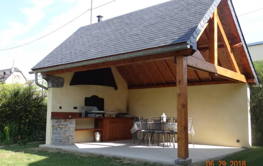 Location de vacances - Maison - Villa à Astugue - Cuisine d'été