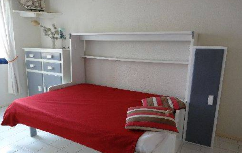 Location de vacances - Studio à Canet-en-Roussillon