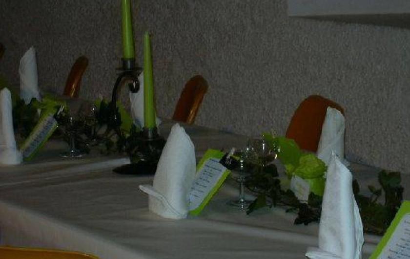 Location de vacances - Chambre d'hôtes à Rozoy-Bellevalle