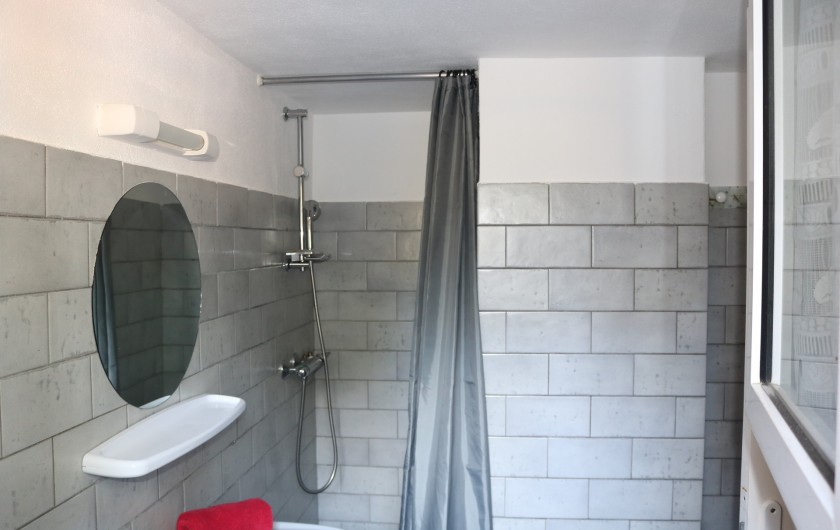 Location de vacances - Villa à Porto-Vecchio - SALLE DOUCHE