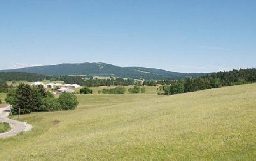 Location de vacances - Chalet à Prémanon