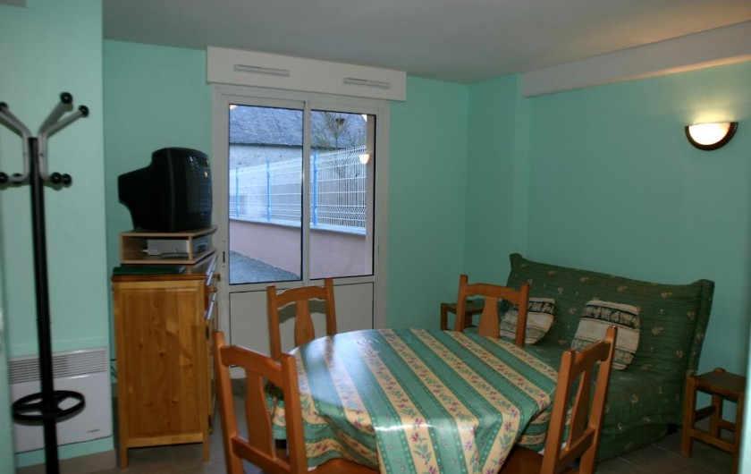 Location de vacances - Appartement à Guchen - Salle à manger-salon