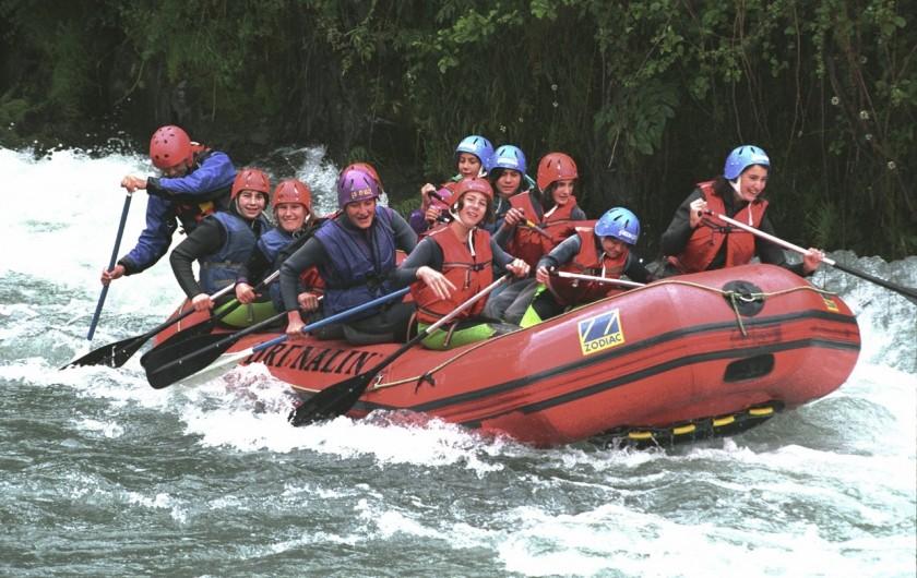 Location de vacances - Appartement à Guchen - Rafting sur la Neste d'Aure entre Guchen et Arreau